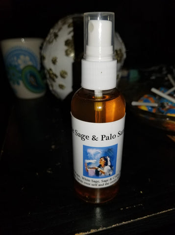 ACR White Sage and Palo Santo Spray