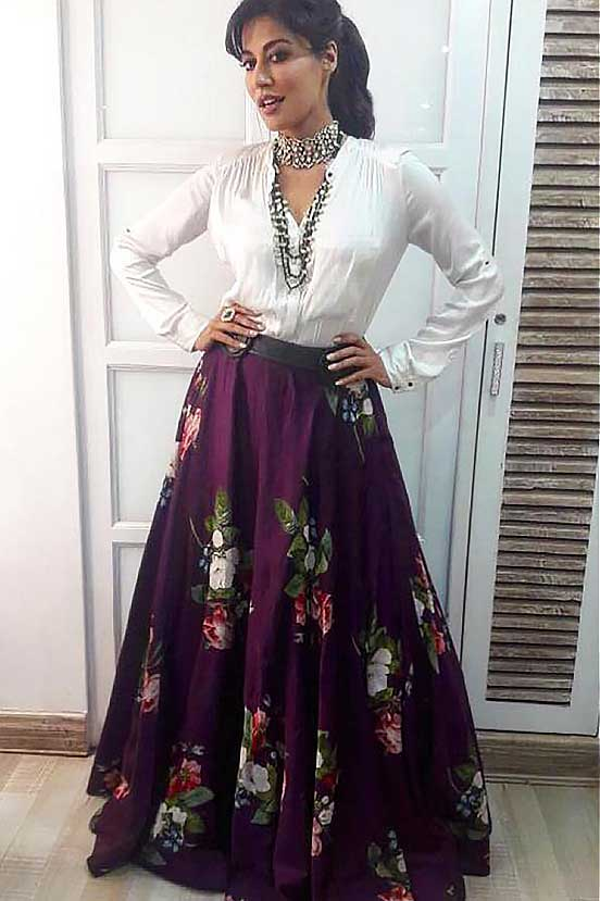 Chitrangda Singh In Whimsical Fantasies Lehenga