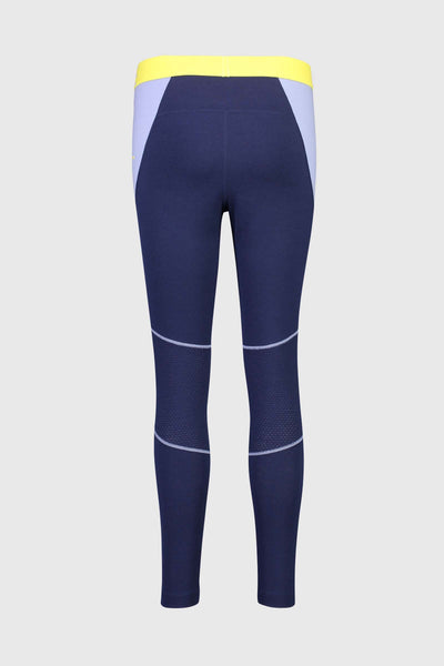 Olympus 3.0 Legging - Navy / Blue Fog