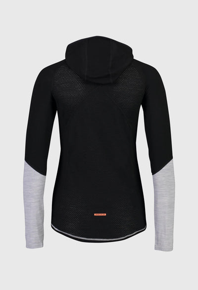 Bella Tech Hood - Black / Neon