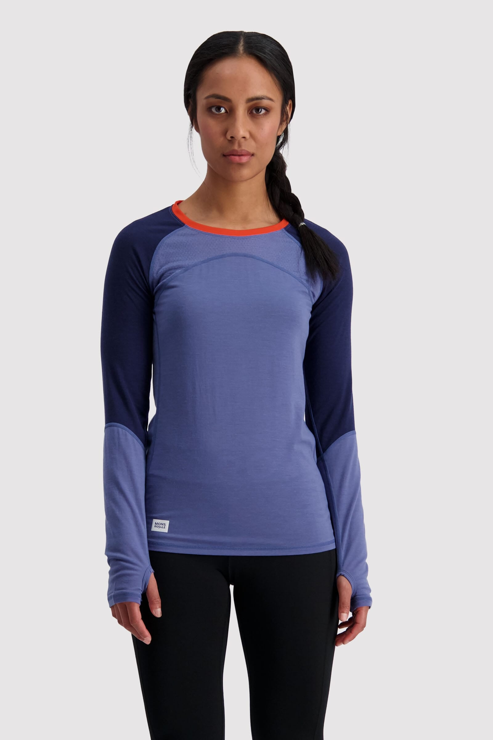 Bella Tech LS - Blue Velvet