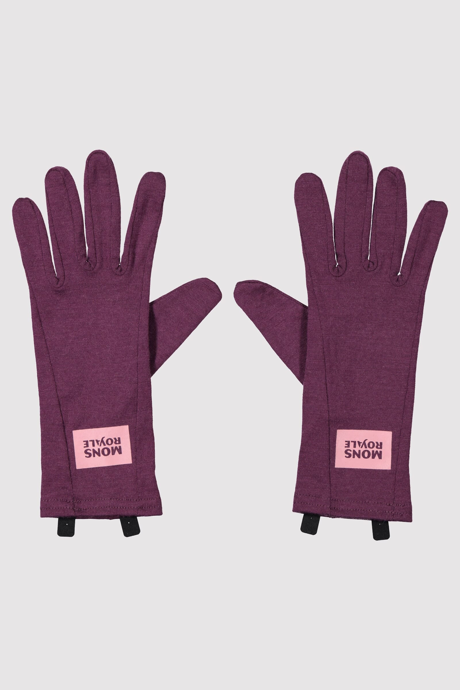 Cold Days Glove Liner - Blackberry