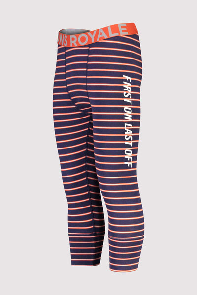 Shaun-off 3/4 Legging - Alpine Stripe