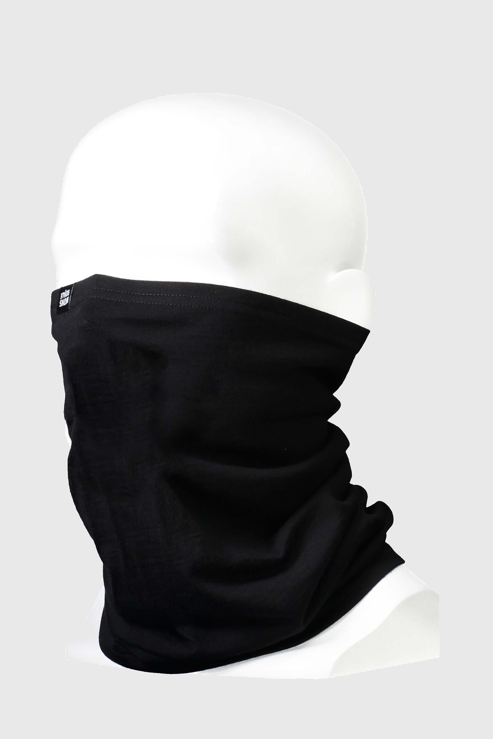 Daily Dose Neckwarmer - Black