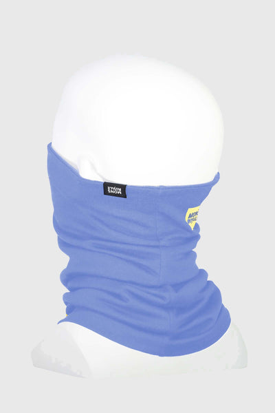 Double Up Neckwarmer - Blue Fog