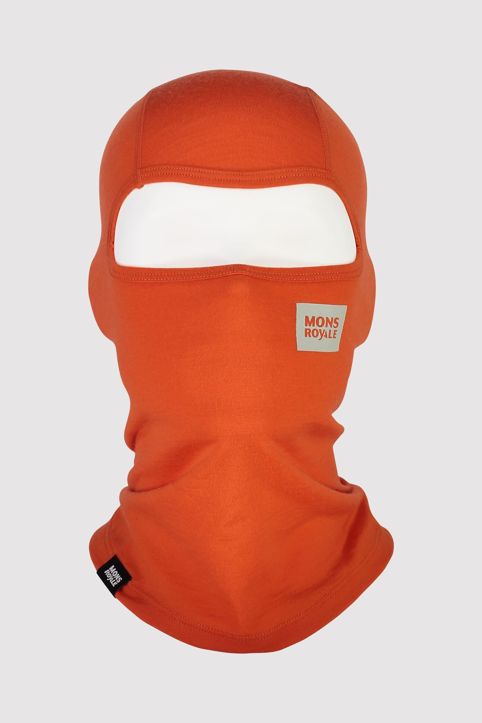 B3 Balaclava - Orange Smash