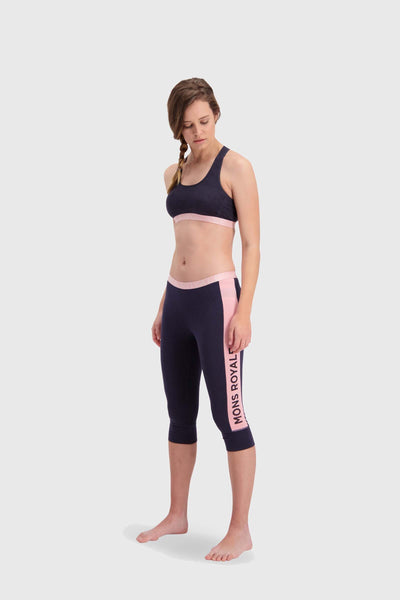 Alagna 3/4 Legging - 9 Iron
