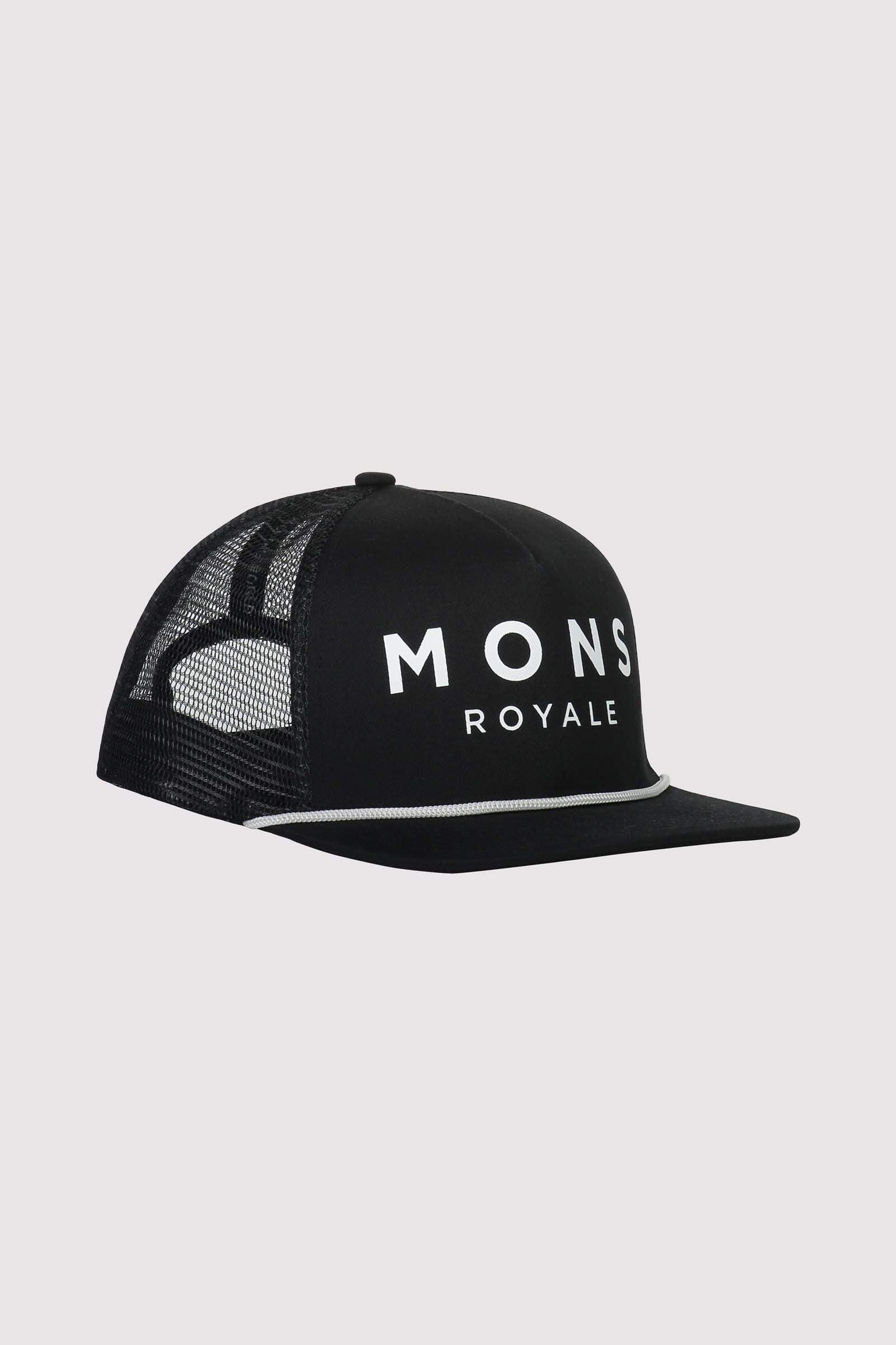The ACL Trucker Cap - Black