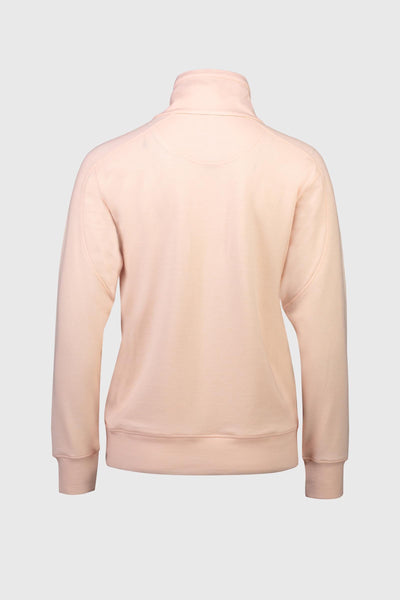 Covert Lite 1/2 Zip - Blush
