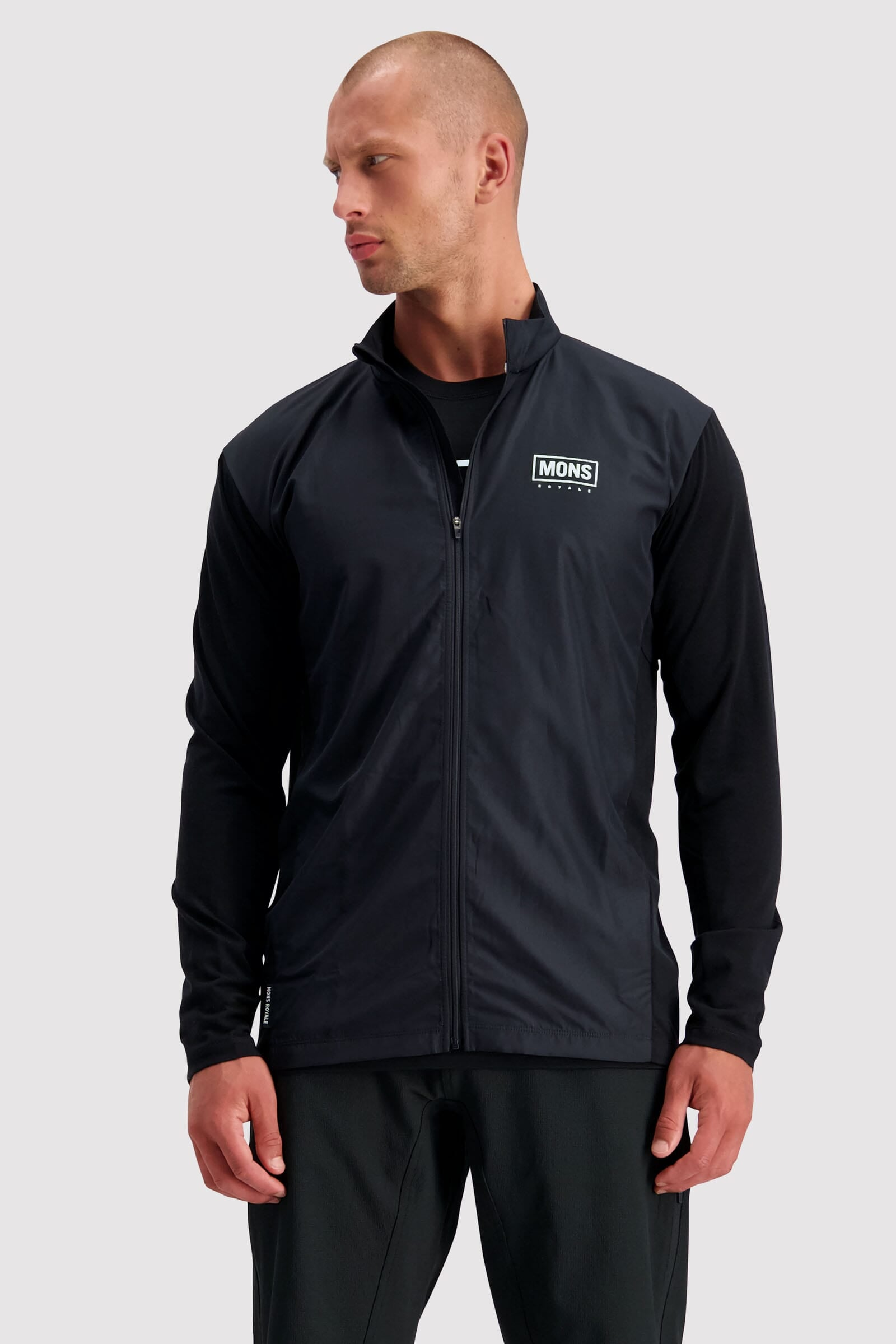 Redwood Wind Jersey - Black