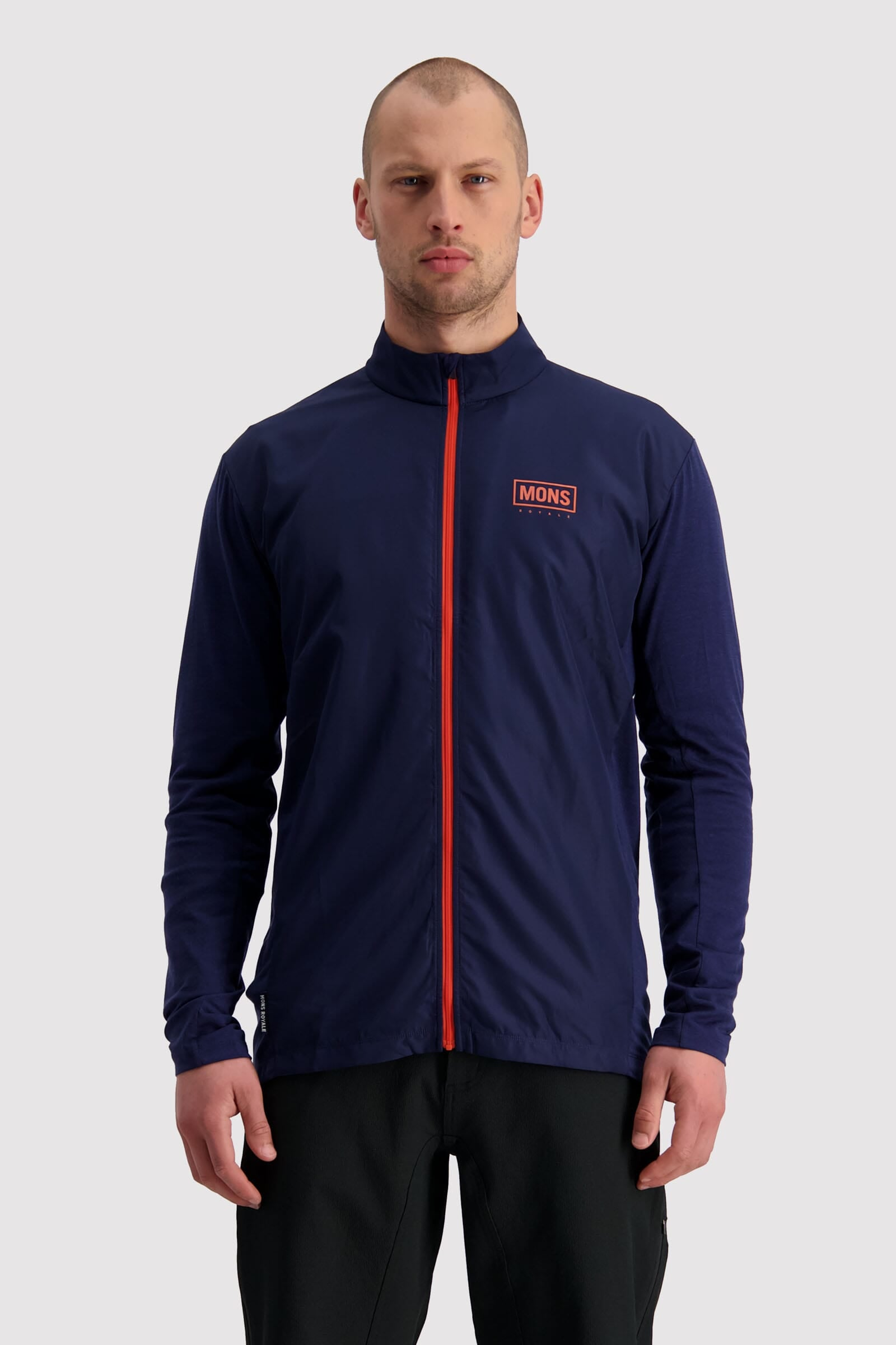 Redwood Wind Jersey - Navy