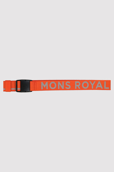 Mons Belt - Orange Smash / Grey