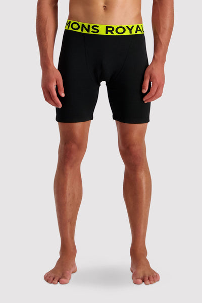 Royale Chamois Shorts - Black