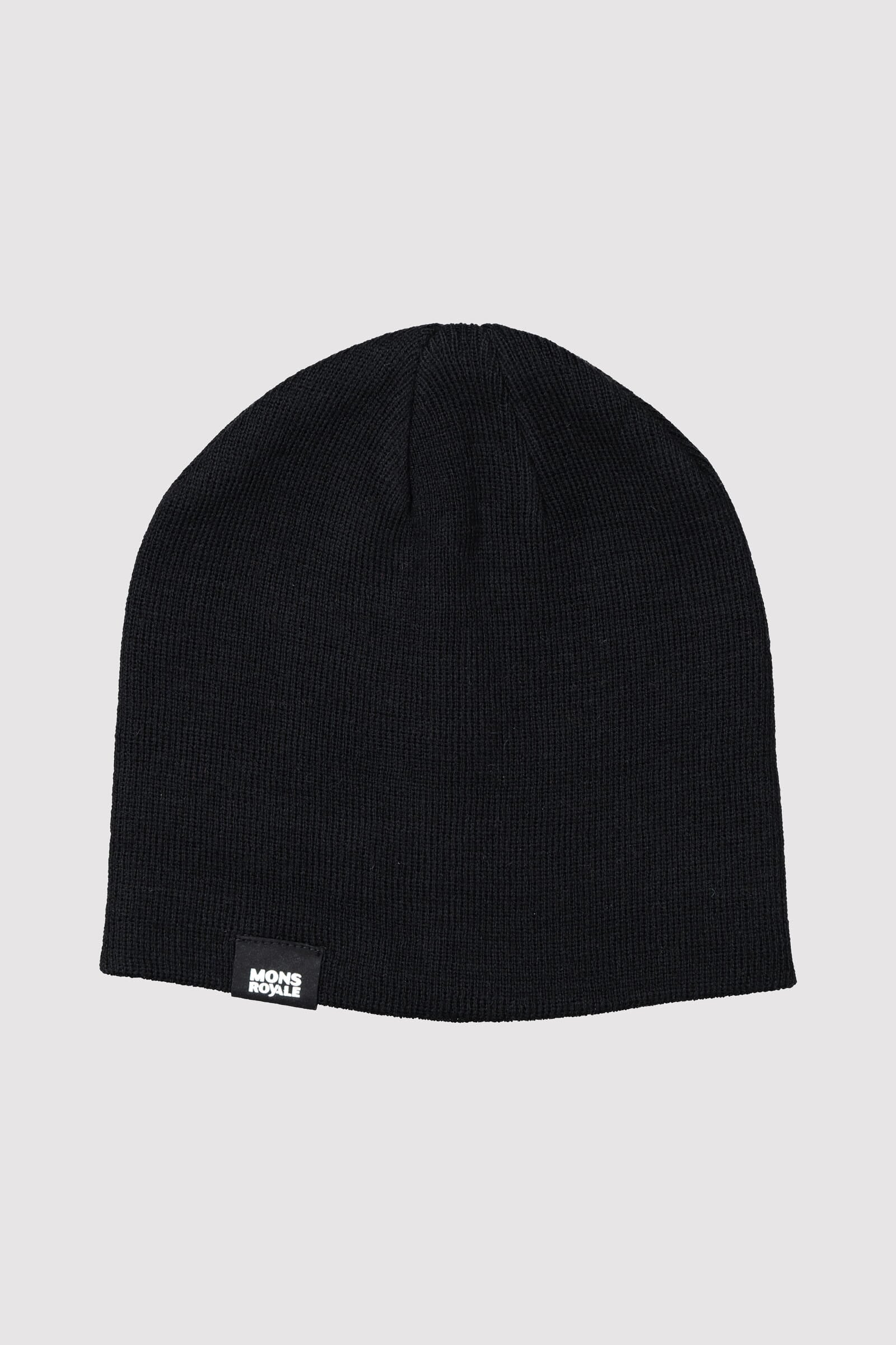 The Shorty Beanie - Black