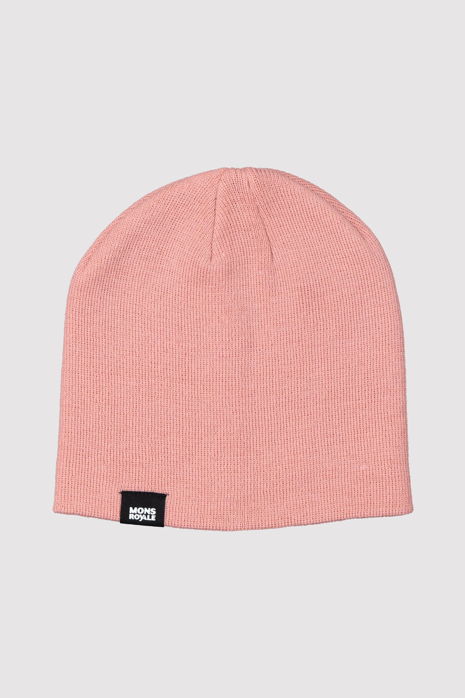 The Shorty Beanie - Dusty Pink