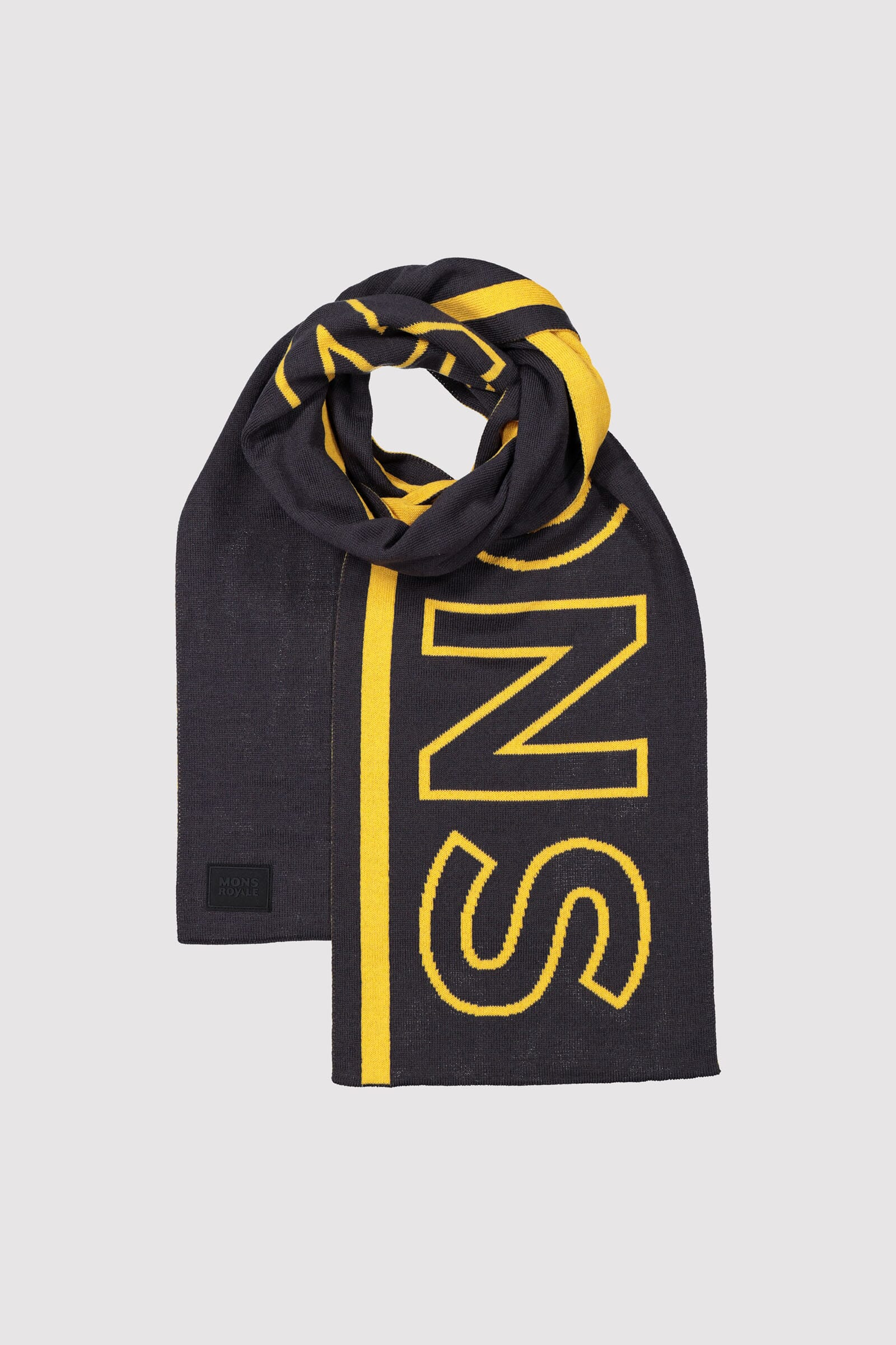 Team Scarf - 9 Iron / Gold