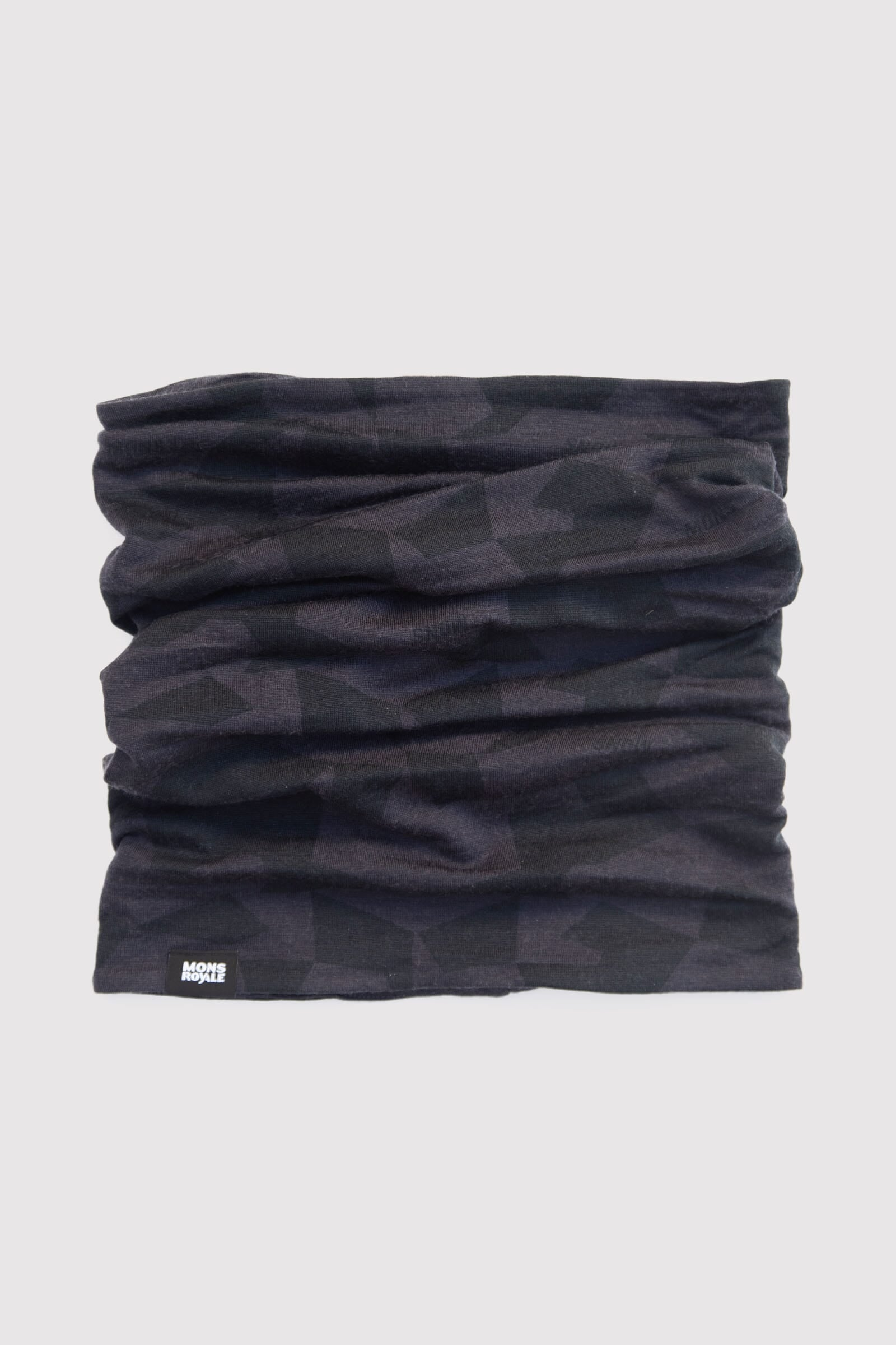 Double Up Reversible Neckwarmer - 9 Iron Camo