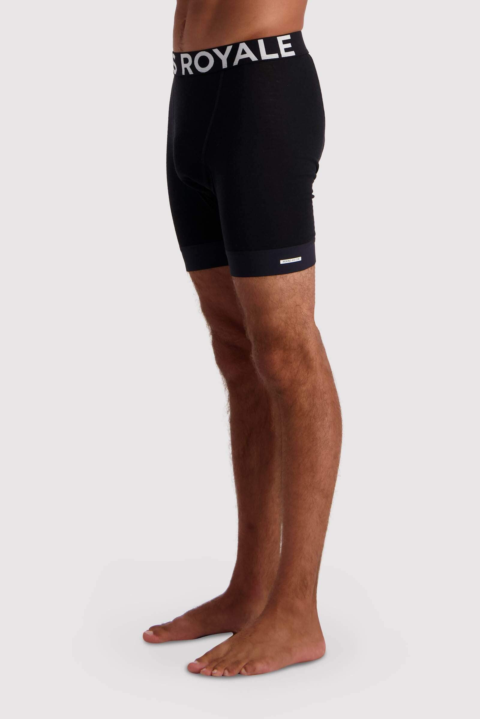Enduro Bike Short Liner - Black