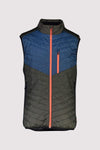 Arete Insulation Vest - Atlantic / Rosin