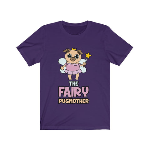 Fairy Pug Mother Tee
