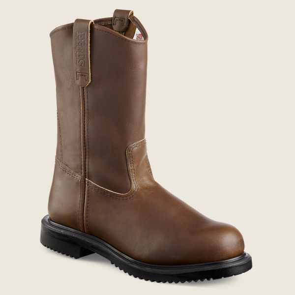 2231 Supersole 11 Inch Safety Toe Pull On Boot