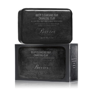 Deep Cleansing Bar - Hemp Grass & Smoked Wood
