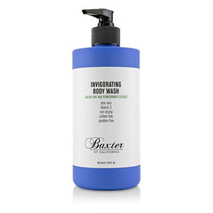 Invigorating Body Wash Italian Lime & Pomegranate 16oz