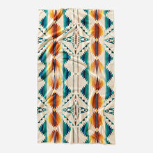 Load image into Gallery viewer, Falcon Cove Sunset Beach Towel - Sand