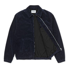 Load image into Gallery viewer, Madison Jacket Corduroy - Dark Navy Rinsed