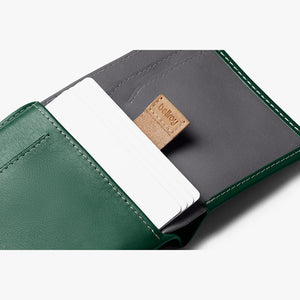 Note Sleeve - Racing Green RFID