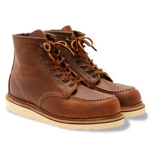 Load image into Gallery viewer, Red Wing Classic Moc 1907 Copper Rough & Tough - Gingers & Providence