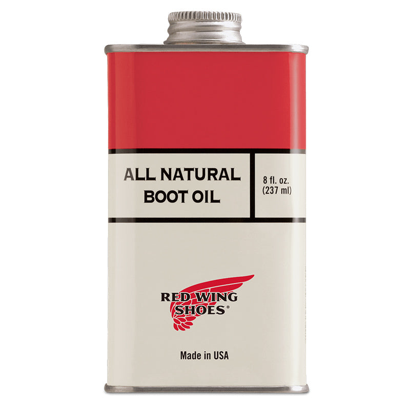 Red Wing All Natural Boot Oil 237ml