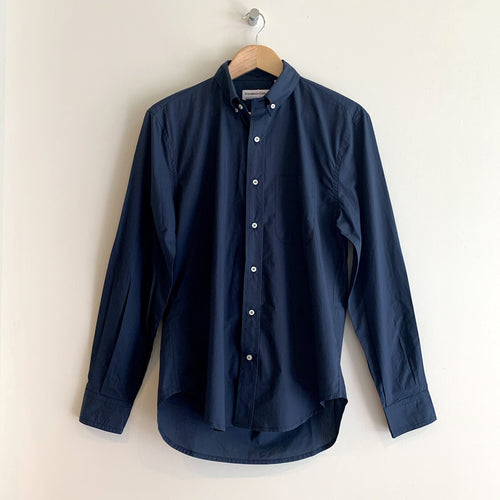 Fairview Shirt - Navy - Gingers & Providence