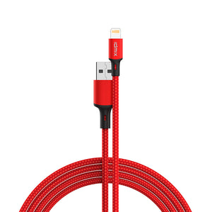 Braided Nylon iPhone Cable Apple MFi Certified Lightning Cable 6.6ft Fast Charger Cellphone Charger Cord
