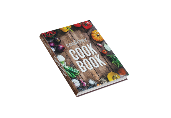 10 Copies of The Country Cookbook