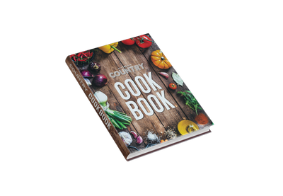 20 Copies of The Country Cookbook