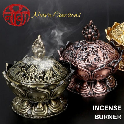 Incense Burner - Neeva Holistic Care