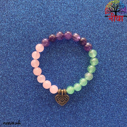 Neeva Holistic CareMANIFEST LOVEBracelet