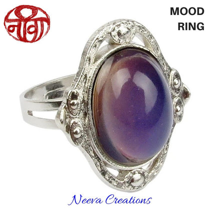 Mood - Finger Ring - Color Changes As per Your Mood - Neeva Holistic Care