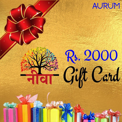 Neeva Gift Card Rs. 2000 - Neeva Holistic Care
