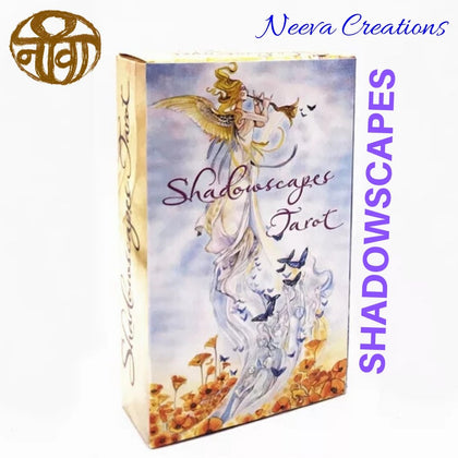 Neeva Holistic CareShadowscapes Tarot DeckTarot Deck