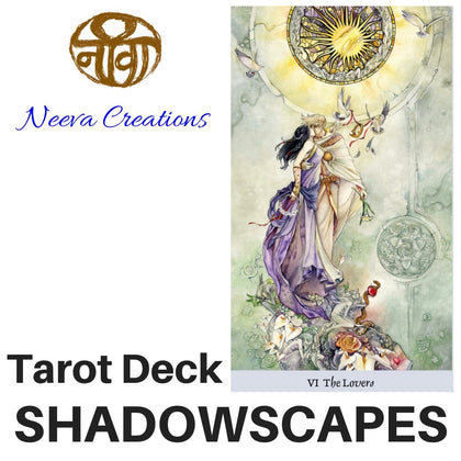 Shadowscapes Tarot Deck - Neeva Holistic Care
