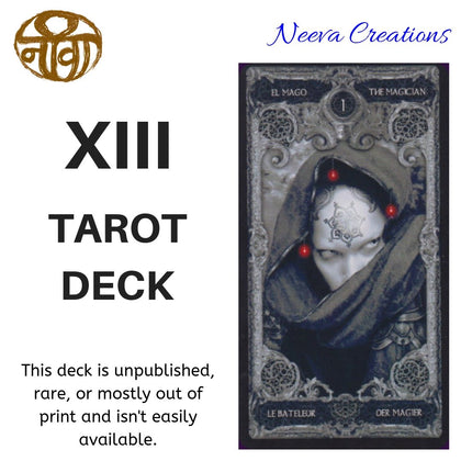 XII Tarot Deck - Neeva Holistic Care