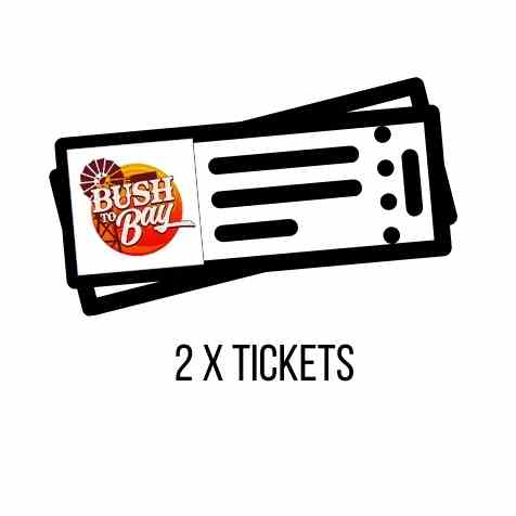 tickets to bush to bay festival