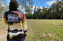 Working Bull Camper Jersey
