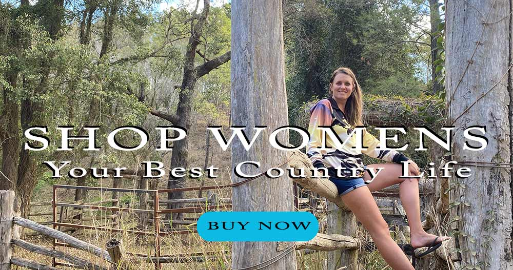 Shop Womens Country Clothing Range Now
