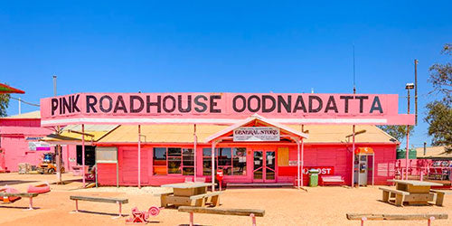 The Pink Roadhouse