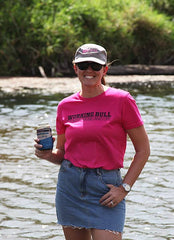 Country Music and Life Womens Tees - Working Bull: Country Clothing Range