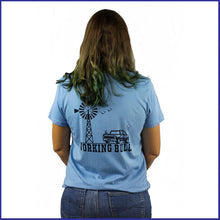 Load image into Gallery viewer, 'Heartland' Womens Tee - Carolina Blue