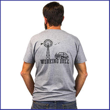 Load image into Gallery viewer, 'Outback' Mens Tee - Grey